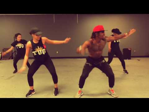 Omarion Distance Hip Hop Fitness Chroeo by Nate The Turnupking feat. The TUQs