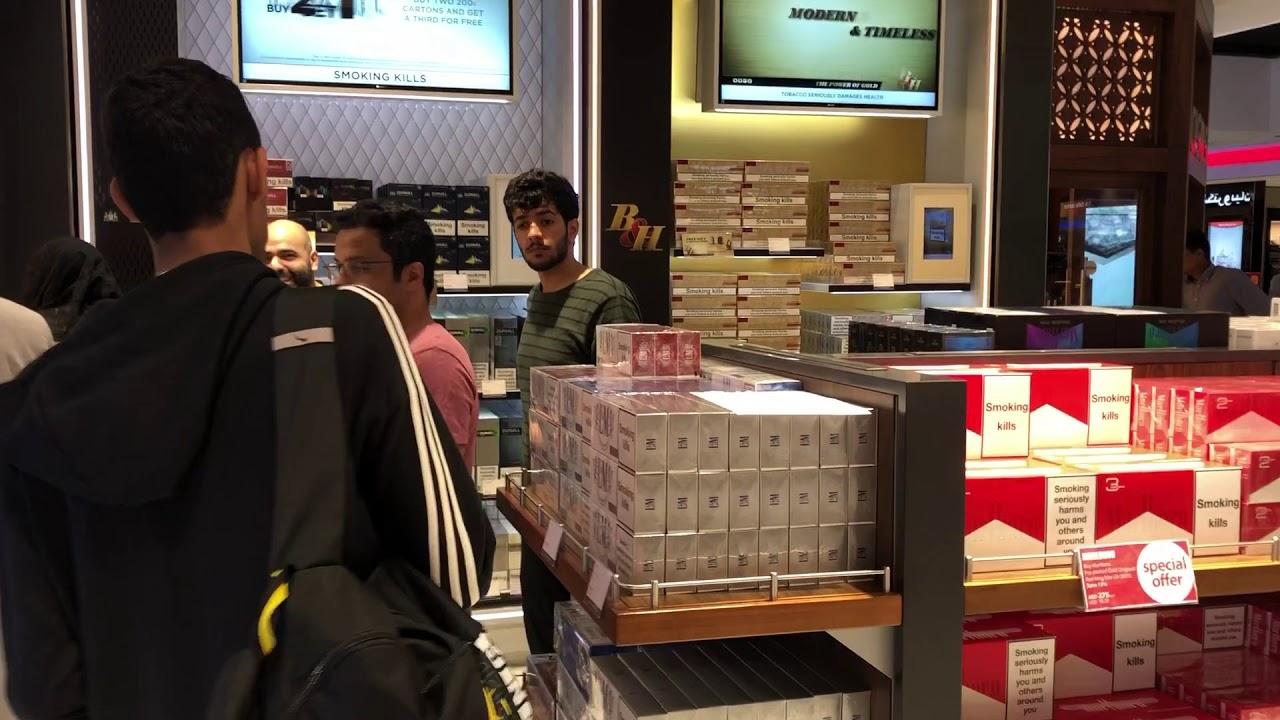 IQOS at Dubai Duty Free