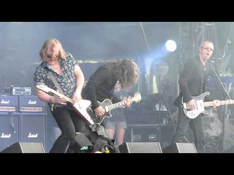 Thunder : Higher Ground @ Download Festival 2013