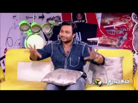Kelvi Paathi Kindal Paathi - With Actor Bobby Simha