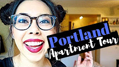 APARTMENT TOUR || PORTLAND, OREGON