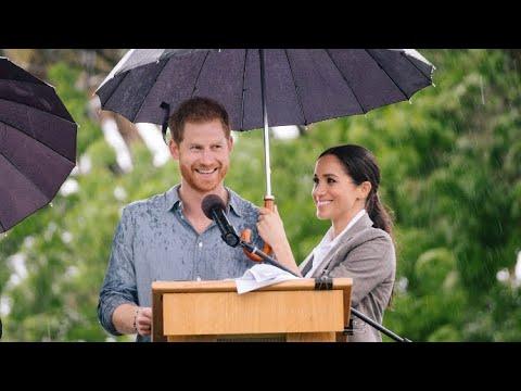 Duke & Duchess Of Sussex Visit Dubbo! Royal Visit Australia Day 2!