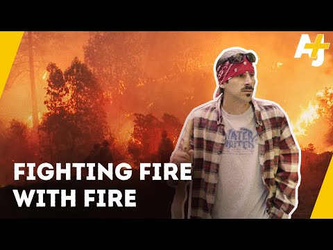 This California Tribe Is Fighting Wildfires With Fire