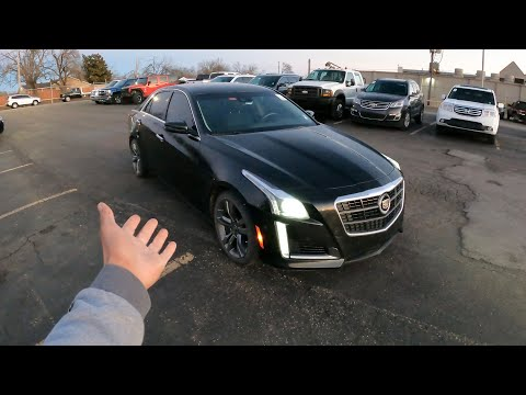 Taking Delivery Of A Cheap Cadillac CT5 V