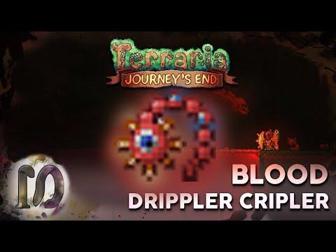 BLOOD DRIPPLER CRIPPLER - NEW STRONG FLAIL - BLOOD MOON FISHING WEAPON DROP!