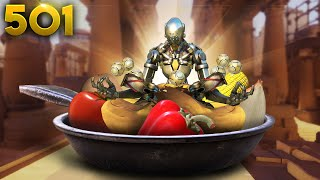 Cooking Your Zenyatta!! | Overwatch Daily Moments Ep.501 (Funny and Random Moments)