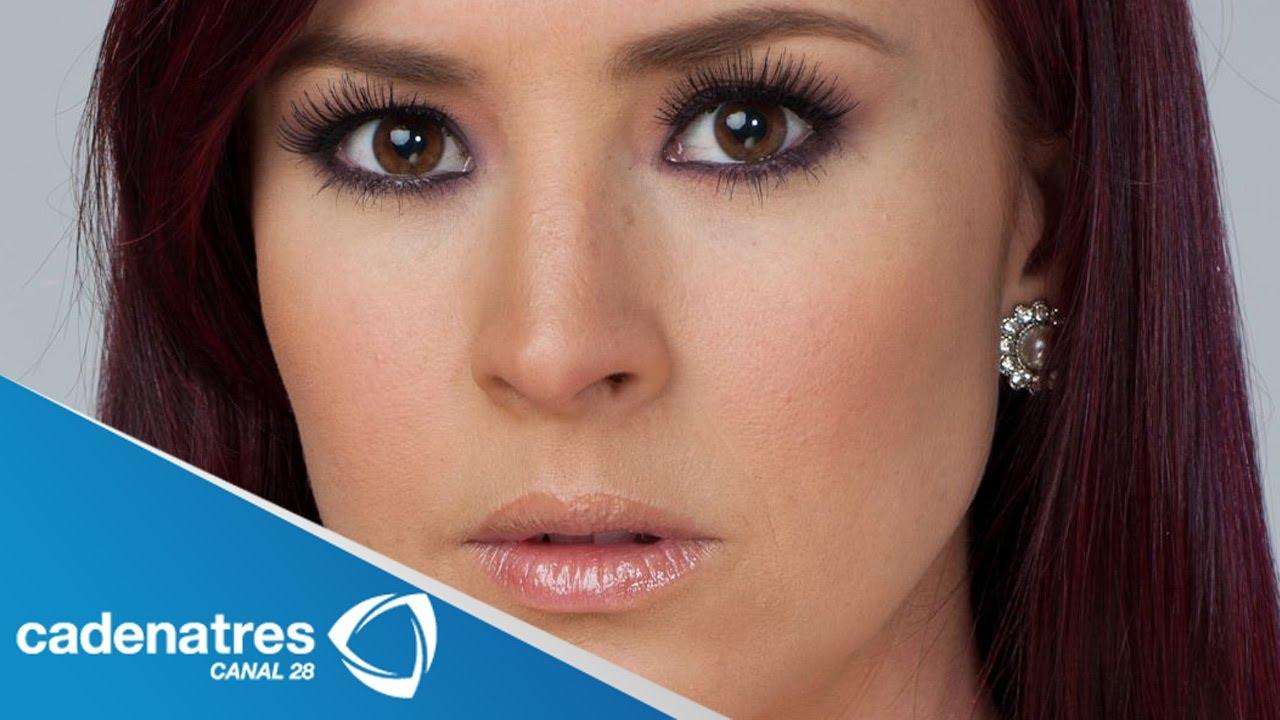 Andrea Torre espera la llegada de su hija Regina / Andrea Torre pregnant - YouTube