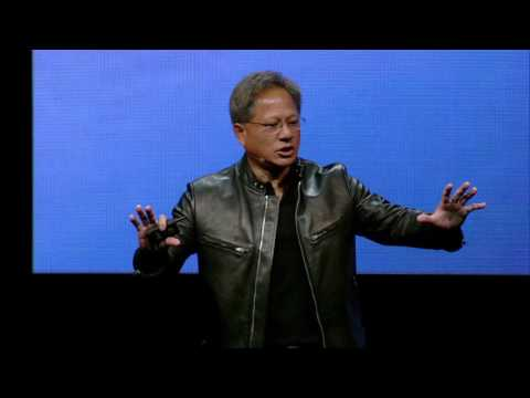 GTC 2017: Tesla V100: Powering Our AI Future (NVIDIA keynote part 7)