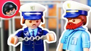 KARLCHEN KNACK #25 - Toni wird verhaftet! - Playmobil Polizei Film