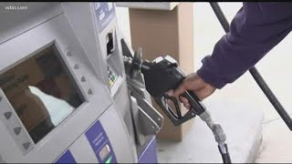 AAA says gas prices will start going back up