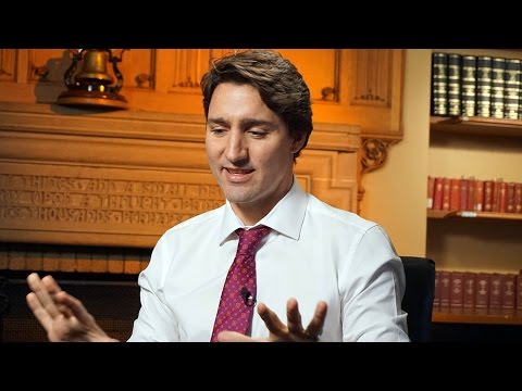 CBC exclusive: Justin Trudeau 1 on 1
