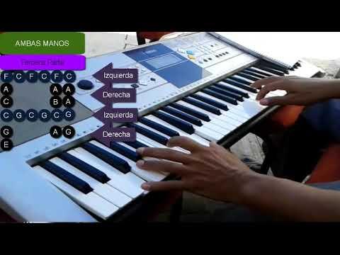 como-aprender-a-tocar--teclado-fácil---de-una-vez-por-todas---para-principiantes---lección-#-6