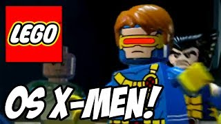 Lego Marvel Super Heroes - Os X-MEN
