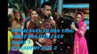 Duet Keren - Fildan - Iyeth Bustami - Sudahlah - Konser Grand Final D'academy Asia 3