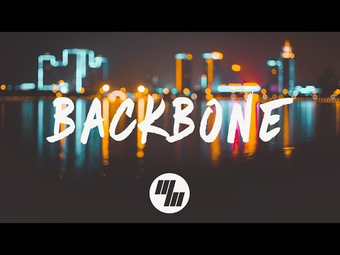 DROELOE - Backbone (Lyrics / Lyric Video) feat. Nevve