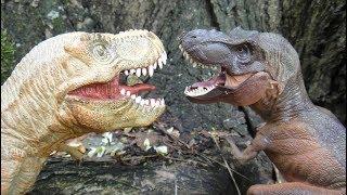 Сборник про ДИНОЗАВРОВ. Тираннозавры, спинозавры, гиганотозавры и другие. Мультики про динозавров