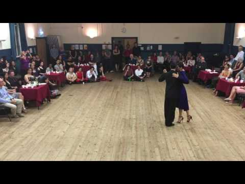 Adrian and Amanda Costa - Edinburgh Tango Society Oct 2016 - 4/4