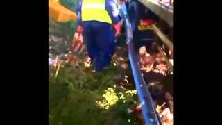 Chickens 4 Rescue M62 Crash