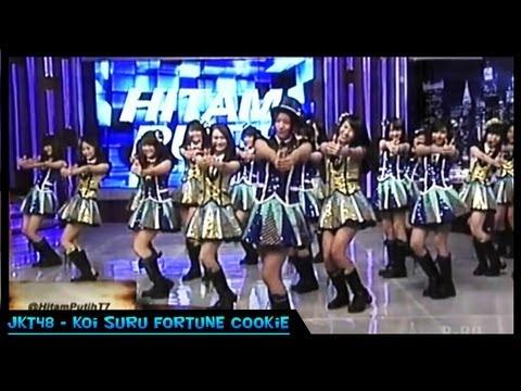 JKT48 - Koisuru Fortune Cookie @ Hitam Putih TRANS7 [13.08.21]