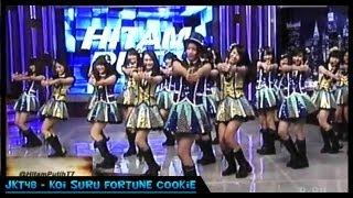 Repeat youtube video JKT48 - Koisuru Fortune Cookie @ Hitam Putih TRANS7 [13.08.21]