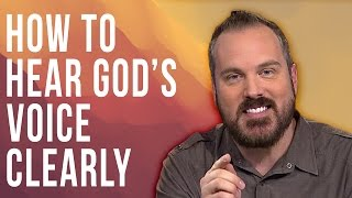 Shawn Bolz Teaches How to Hear God's Voice Clearly | Sid Roth's It's Supernatural! thumbnail