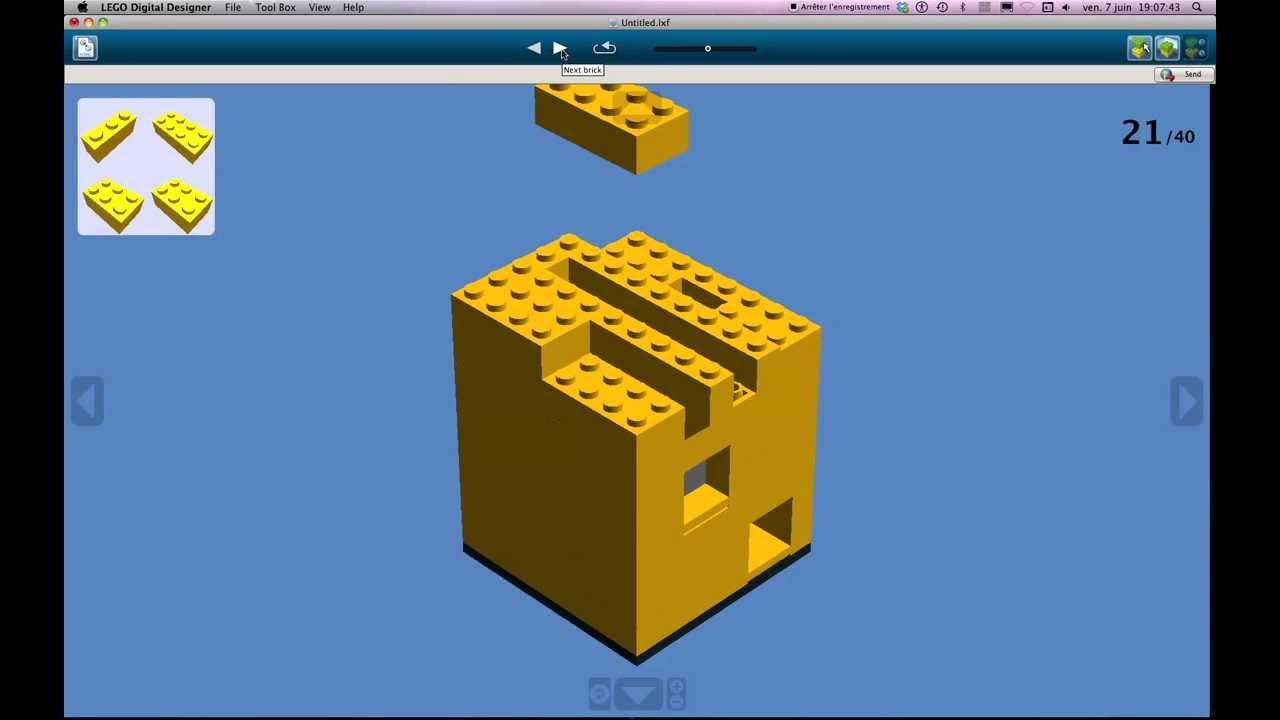 Lego Candy Machines Instructions Youtube