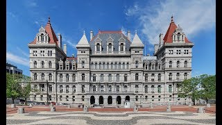 David Pakman Show BLOCKED at New York Capitol