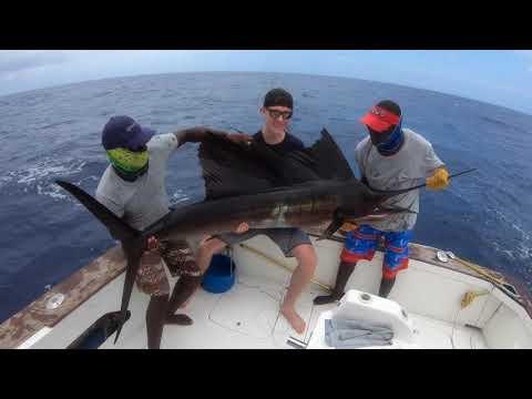 Watamu Kenya Marlin Fishing Feb 2019