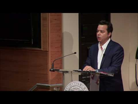 Mary Alice Davis Distinguished Lecture with John Avlon