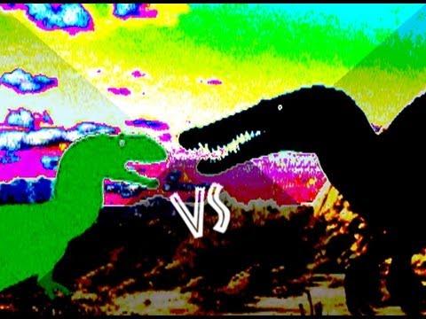 Majungasaurus Vs Spinosaurus