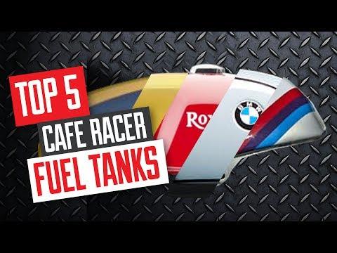 Top 5 Cafe Racer Fuel / Gas Tanks