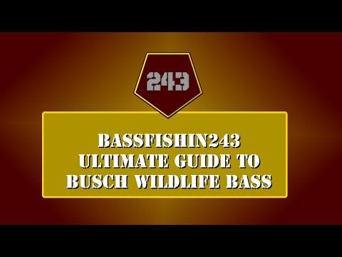 Lake 34 At Busch Wildlife
