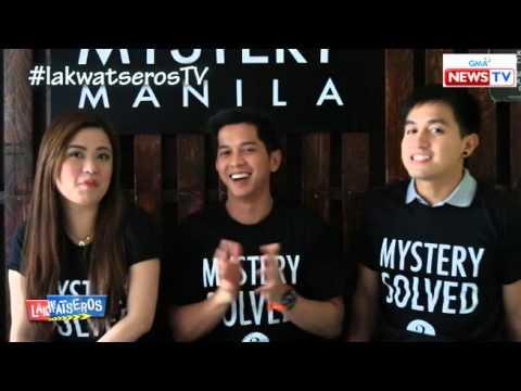 Metro Manila - Lakwatseros on GMA News TV