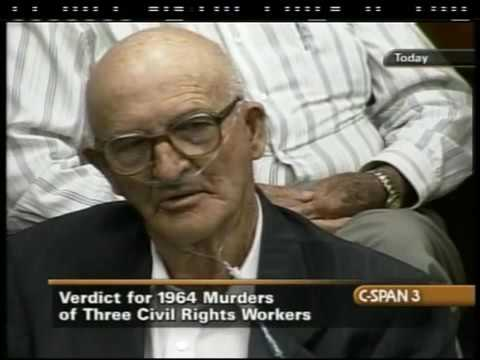 Mississippi Burning Trial: Civil Rights Workers Murders - Edgar Ray Killen Day 6 - Verdict (2005)