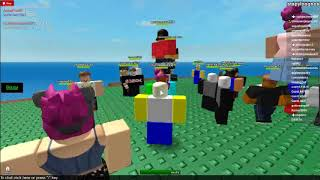 a very old video (roblox 2013)