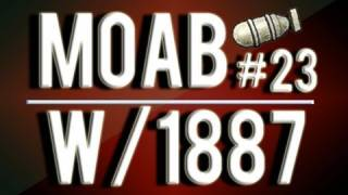 """MW3: #23 MOAB With Every Gun - Model 1887 Gold """"Old Unreliable"""""""