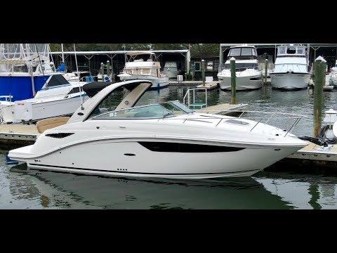 2018 Sea Ray 260 Sundancer for Sale at MarineMax Pensacola At Bahia Mar
