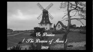 "Ingmar Bergman - "" En Passion "" (The Passion of Anna - 1969)"