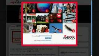 MyVidoop sikkerhedssystem (OpenID)