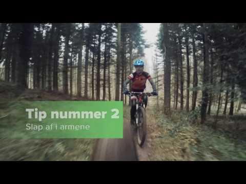 Opkørsel på mountainbike - MTB-tips fra DGI