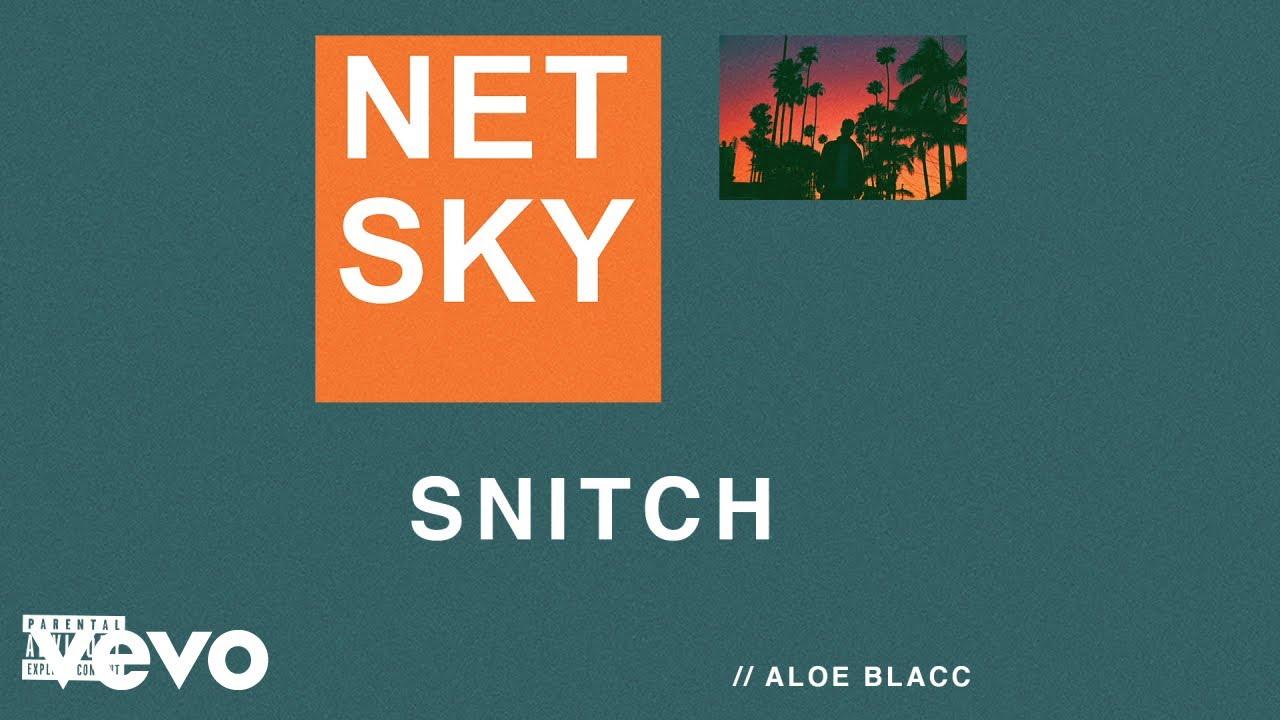 Netsky, Aloe Blacc - Snitch (Audio)
