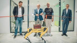 Tech-Playground im Hamburger Ding macht disruptive Schlüsseltechnologien erlebbar