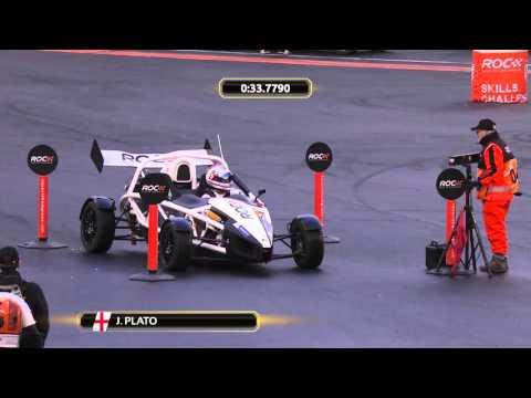 ROC Skills Challenge - Jason Plato