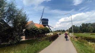Virtual Bike Ride Along The Vlist River