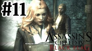 Assassins Creed 4 Walkthrough Part 11 This Old Cove Sequence 3 Memory 1 With Commentary