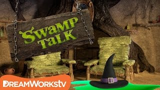 What Happened To The Witch? | SWAMP TALK WITH SHREK AND DONKEY