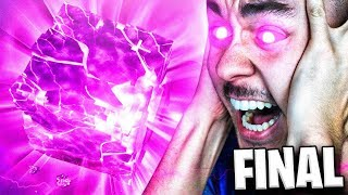 ¡EL CUBO DE FORTNITE EXPLOTA! *GRAN FINAL* - TheGrefg
