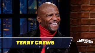 Terry Crews Felt Like Someone Died When Brooklyn Nine-Nine Was Canceled