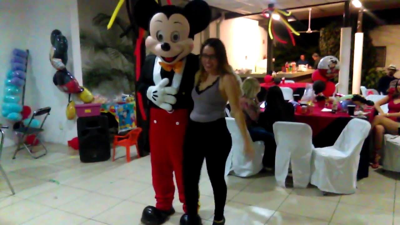 Miky Mouse Fiesta de Ian Guadalajara