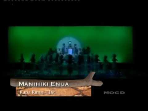Manihiki Henua - Kapa Rima 2009 TMN